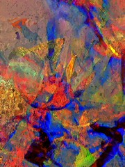 Guitar Bird Song (flynryon) Tags: flynryon texture canvas flickr fingerpaintedit iamda paintbookca mobile art scumble mike ryon ipainter landscapes portraits figures mashablecom iphone digital artist