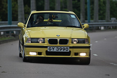 BMW, E36 M3, Sunny Bay, Hong Kong (Daryl Chapman Photography) Tags: gy3990 bmw m3 german yellow sunnybay car cars auto autos automobile canon eos 1d mkiv is ii 70200l f28 road engine power nice wheels rims hongkong china sar drive drivers driving fast grip photoshop cs6 windows darylchapman automotive photography hk hkg bhp horsepower brakes gas fuel petrol topgear headlights worldcars daryl chapman darylchapmanphotography e36 dakaryellow