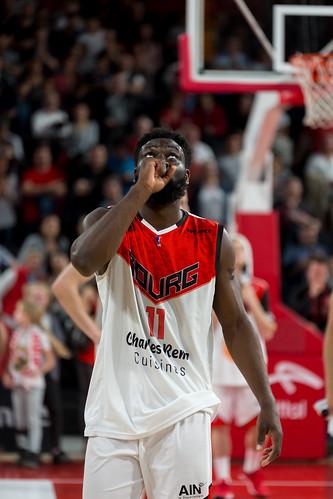 Meredis Houmounou - ©ChristelleGouttefarde  09 Mai 2017 - Montée 32ème Journée Championnat Pro B JL Bourg-Denain   ©ChristelleGouttefarde