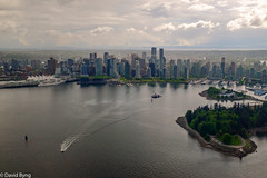 Burrard Inlet-Downtown Vancouver (david byng) Tags: helijet spring city canada vancouver britishcolumbia 2017 pacificocean ca