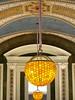Tiffany mosaic dome, circa 1907, Marshall Field's (Macys), Chicago (rwchicago) Tags: chicago loop downtown city urban marshallfields macys mosaic tiffany favrile louiscomforttiffany