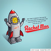 Rocket Man (LEMON ONE) Tags: lemonone lemonution rocketman rocketboy minifig minifigure lego concept art design illustration