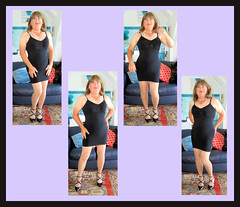 Thanks for Spanx (Trixy Deans) Tags: crossdresser cd cute crossdressing crossdress classic classy cocktaildress sexy xdresser sexytransvestite sexyheels sexylegs sexyblonde