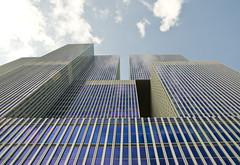 Metrópolis (xirmi) Tags: rotterdam koolhaas edificio wilhelminapier maas derotterdam edificiosostenible rascacielos holanda nederlands arquitectura oma pritzker icono