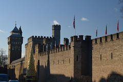 Cardiff's Castle (CoasterMadMatt) Tags: cardiff2017 caerdydd2017 caerdydd capitalcityofwales capitalcity city cities welshcities town towns christmas2016 christmas christmastree tree decoration decorations cardiffcastle2017 castellcaerdydd2017 cardiffcastle castellcaerdydd castle castell welshcastles castlewall wall history heritage building structure archiecture cityofcardiff wales cymru britain greatbritain gb unitedkingdom uk january2017 winter2017 january winter 2017 coastermadmattphotography coastermadmatt photos photographs photography nikond3200