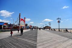 DSC_2380ConeyIsland (artsynancy) Tags: coneyisland brooklyn coneyislandbrooklyn spring amusement throwback urban seaside shore boardwalk carousel entertainment newyorkcity newyork brooklynnewyork