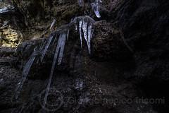 Grotta del Gelo [Explore] (Giandomenico Tricomi ( Iron Man)) Tags: grotta gelo etna cave ace nature lava tube eruption speleo nikon sicily italy catania