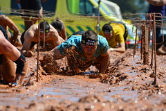 Xletix Barcelona 7 (sanshm) Tags: race spartanrace 2017 april barcelona spain mud muddy allen sport competition strong bravery strength courage power energy fast suffer effort fun funny experience barro fuerza corage sufrir