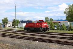 DB 256 029 te Stolberg HBF (vos.nathan) Tags: voith gravita stolberg hbf db deutsche bahn dbc cargo br 265 baureihe 029