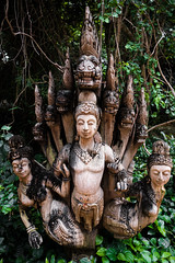 Sanctuary Garden (Photos By 夏天) Tags: pattaya thailand sanctuary garden