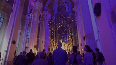 Video Doku Hl. Geist Kirche (genelabo) Tags: lichtkunst art light stay pray church kirche heilig geist patrona bavaria bavariae videomapping genelabo altar münchen 100jahre madmapper videodoku sony 6300 explore