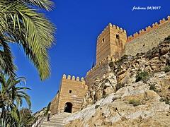 Almería 17 Alcazaba (ferlomu) Tags: alcazaba almeria andalucia castillo ferlomu