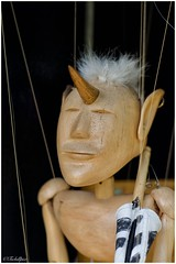 Lasauvage Marionettes (tschillpix) Tags: lasauvage holz wood marionette