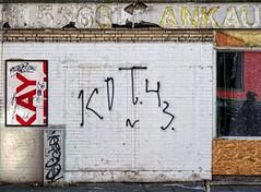 - (txmx 2) Tags: hamburg graffiti scrawl stpauli kot ordure feces