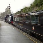 Welsh Highland Railway at Caernarfon thumbnail