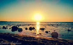 The Silence of the Rocks (Francesco Impellizzeri) Tags: trapani sicilia sunset