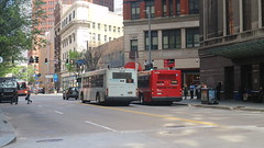 Old and New Showdown (Etienne Luu) Tags: port authority allegheny county paac pat patransit pa transit public transportation pittsburgh pennsylvania bus