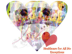 Healthcare for All No Exceptions (soniaadammurray - Off) Tags: digitalphotography manipulated experimental collage abstract healthcareforall noexceptions quotes richardlamm gailcollins johnjayshannon md owenarthur danielakaka technology health start medical work road usa basichealthcare fundamentalright nationalembarrassment hope everything healthinsurance universallyavailable
