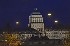 2016.12.25.030 ZURICH - L'Université (alainmichot93 (Bonjour à tous - Hello everyone)) Tags: 2016 suisse schweiz svizzera zurich noël illuminations architecture université