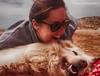 El amor incondicional de un perro y su dueño... Felicidad, risas, paseos, compañía... hasta que le tienes que decir adiós a tu fiel amigo. Fuiste la mejor dueña que pudo tener. Os echaréis de menos mutuamente. Te echaremos de menos,  @ringowhitedog 🐕 (Manuela Aguadero PHOTOGRAPHY) Tags: landscape mar sea españa sonystas photography murcia 2016 mediterráneo sonyalpha sonya350 sonyalpha350 sonyimages animal paisaje nature love photographer alpha350 spain perro naturaleza calblanque dog