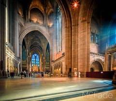 Liverpool Anglican Cathedral - 0845liverpool crosby-Pano (ade_mcfade) Tags: leeds yorkshire west photographer mcfade ade wilson canon architecture beach cathedral cgormley crosby lancashire liverpool merseyside street sunset