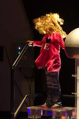 IMG_5957 (giltay) Tags: takumarsmc55mmf18 osc ontariosciencecentre girl hair vandegraaffgenerator