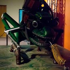 Chameleon | Robot Zoo | Horniman Museum | May 2017 (Paul Dykes) Tags: hornimanmuseum museum sydenham london england uk museums robotzoo