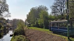 Stand- off (Peter ( phonepics only) Eijkman) Tags: amsterdam city museummaterieel museumstel museumlijn museum ema gvb htm tram transport trams tramtracks rail rails strassenbahn streetcars trolley