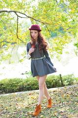 Lili0011 (Mike (JPG直出~ 這就是我的忍道XD)) Tags: lili 台灣大學 d300 model beauty 外拍 portrait 2014