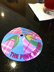 GAW Drink Pink Nessie Paper Drink Umbrella (stacyinil) Tags: gaw
