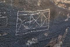 Petroglyph / Petrified Forest Naional Park (Ron Wolf) Tags: anthropology archaeology nationalpark nativeamerican petrifiedforestnationalpark geometric petroglyph rockart arizona
