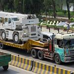 Hino 700 prime-mover, Bangladesh. thumbnail