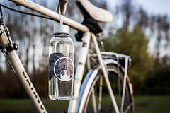 FunkyBottles.com (Miguel Da Silva Photography) Tags: glass bottles funky funcky funk custom customized design perso resistant durable sustanaible nature natural earth preserve bike gaasperpark amsterdam netherlands holland brand product photography miguel da silva photographer tea water liquids termo thermo