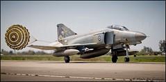 "F-4E 338Mira ""40Years"" (TheDJ2009) Tags: f4e phantom haf greek air force 338mira"