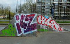 Graffiti Delft (oerendhard1) Tags: graffiti streetart urban art delft middenberm ilz kula