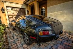 1980 porsche 928 (pixel fixel) Tags: 928 car dad florida ftlauderdale kevin orlando parkland porsche taillights