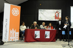Fermín Poveda, Antoni Tordera, Faustino Pérez i Silvia Monsoriu 28/04/17