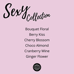 FAVORI Sexy Aroma Collection 04 Scent List (Rodel Flordeliz) Tags: favori angelaquino favoriaroma aroma collections