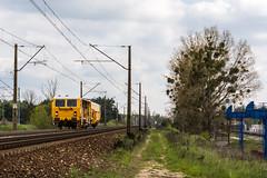 08-475 UNIMAT 4S (Łukasz Draheim) Tags: polska poland pociąg pkp kolej nikon d5200 bydgoszcz landscapes landscape scenerie scenery railway railroad rail train transport