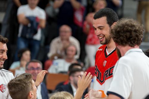 Pierre Pelos - ©ChristelleGouttefarde  09 Mai 2017 - Montée 32ème Journée Championnat Pro B JL Bourg-Denain   ©ChristelleGouttefarde