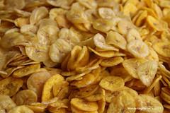 Wonderful tasty Banana Chips - Kumily Kerala India (WanderingPhotosPJB) Tags: india kerala kumily bananachips tasty fried deepfried