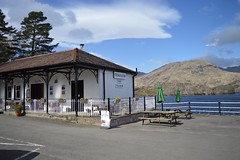 Cafe on the pier (feelpenny) Tags: cafe pier april 2017 scotland