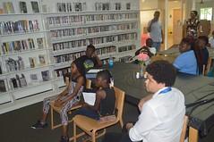 Youth Poetry Slam (Birmingham Public Library (AL)) Tags: inglenookbranchlibrary birminghampubliclibrary birmingham alabama libraries poetry poetryslam childrensprograms