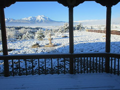 Winter is holding on! (jaygannett) Tags: colorado huerfanocounty ranch snow