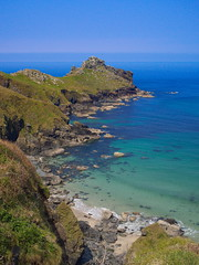 Gurnard's Head, Cornwall (mpb_17) Tags: landscape ocean coastpath