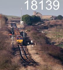 robfrance5d2_18139_250117_x66037_crag_hall_boulby_6n40_dbs_edr16lr6pse15weblowres (RF_1) Tags: 2017 66 66037 absoluteblock absoluteblocksignalling boulby britain british class66 cleveland coast craghall db dbcargo dbschenker dbc dbs deutschebahn diesel electromotive emd england englishwelshscottish englishwelshandscottish ews freight freightonly generalmotors gm haulage hauling historical loco locomotive locomotives mechanical northeastengland rail railfreight railway railways safety semaphore signal signalling signals singleline singletrack skinningrove steel steelslab train trains transport travel uk unitedkingdom victorian