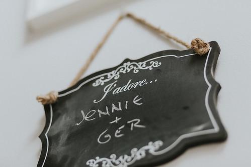 Jennie & Ger - Dunboyne Castle Hotel