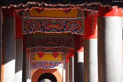 三峽・行修宮 ∣ Sanxia・ New Taipei City (Iyhon Chiu) Tags: 台灣 新北市 寺廟 白雞 廟 temple 三峽 行修宮 sanxia newtaipeicity