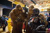 Wookies & UNSC #1 (cydnienaomi) Tags: fftcc folkestone folkestonefilmtvandcomiccon folkestonefilmtvcomiccon convention event exhibition wookie wookies starwars unsc halo cosplay cosplayer cosplayers