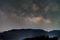 Galactic core of the milkyway at Bhandardara (Prabal Pandey) Tags: bhandardara milkyway milkywaygalaxy stars longexposure nightlongexposure galacticcentre landscapeastrophotography astrolandscape astrophotography sony a7iisony a7ii
